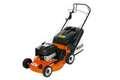 Tondeuse tractee oleo mac carter aluminium max 53 tk 6cv for Vpc jardinerie